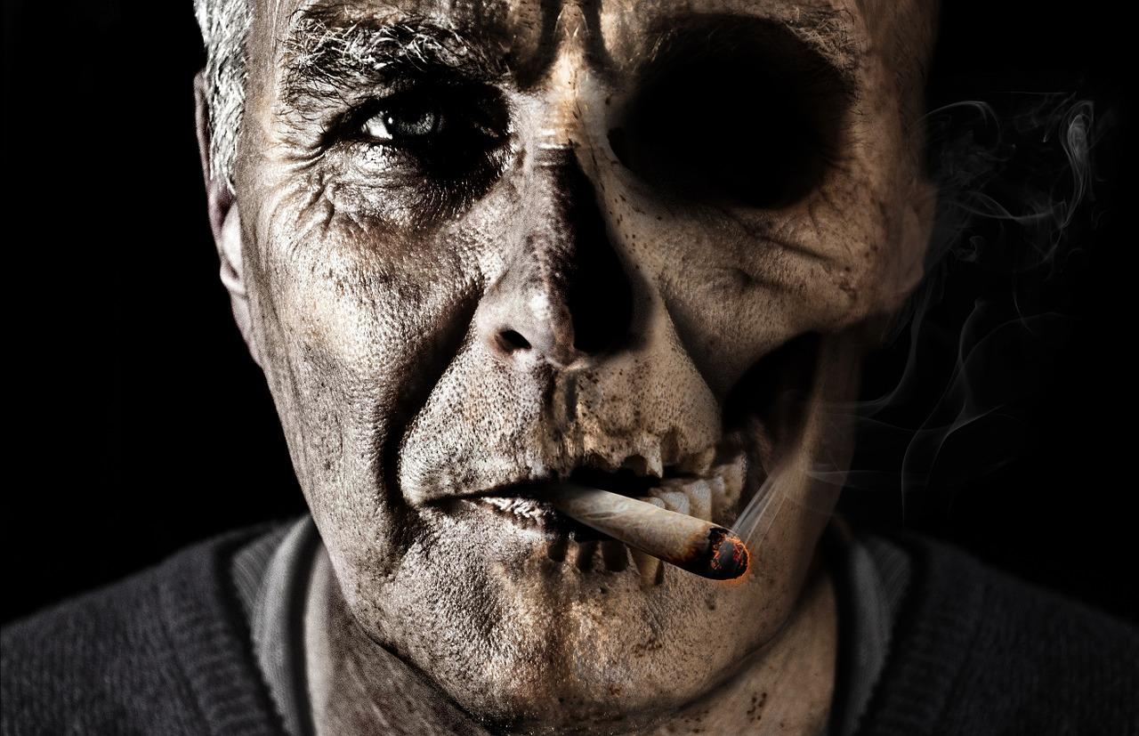 relaxační nezávislé doprovody kouření