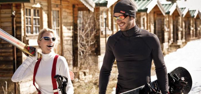 Funkční oblečení umí usnadnit život. Sport v zimě se stane radostí ... 37d46754e9