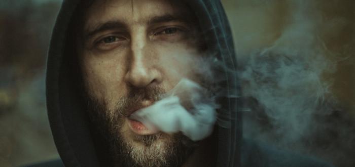pomalé kouření
