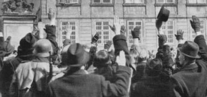15 Březen 1939 Photo: 15. Březen 1939 : Německo Okupuje Čechy A Moravu