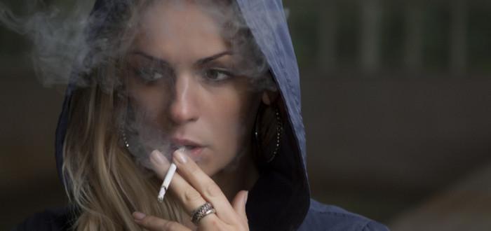 Velké ebenové kouření