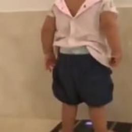 Dítě na váze
